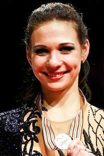 Россиянка Алёна Леонова