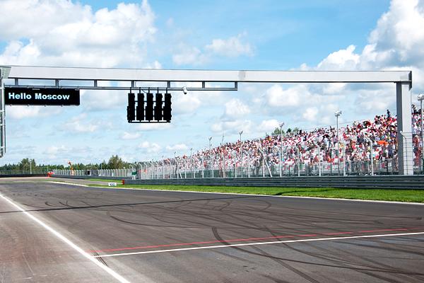 Hello Moscow Raceway