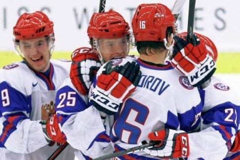 Репортаж о стартовом матче молодежной сборной россии на чемпионате мира