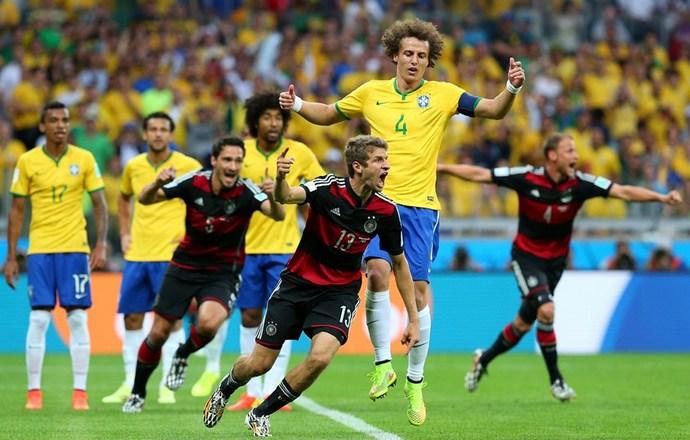 Almaniya-Braziliya, İspaniya-Argentina - hansına baxaq?
