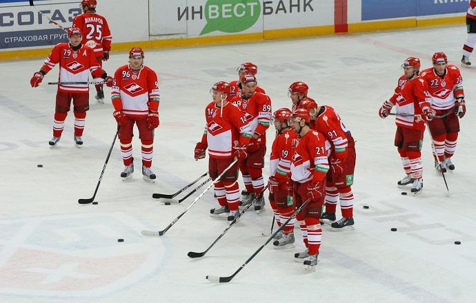 Спартак (хоккейный клуб, Москва) — Википедия