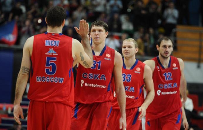 Мужской баскетбольный клуб цска