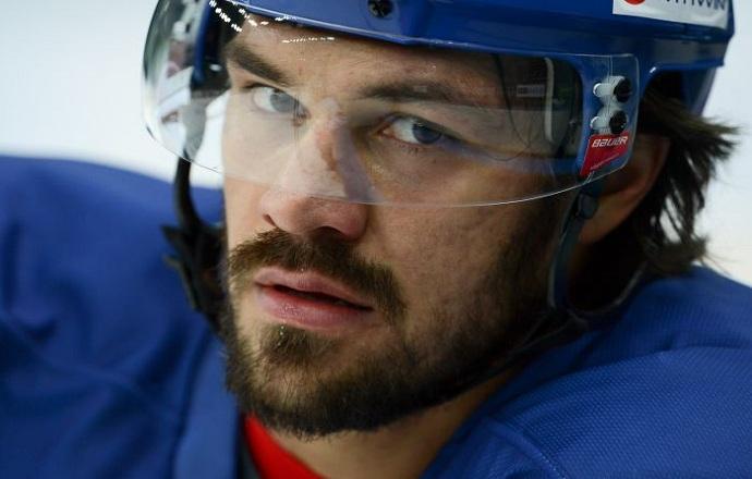 Сборная россии по хоккею прибыла в мальмё, где проведет в четверг вынесенный матч чешских хоккейных игр против