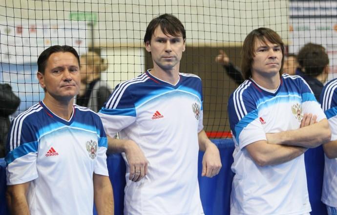 Аленичев, Лоськов и Титов