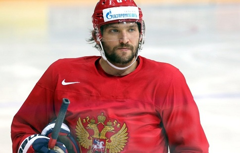 Виталий Мутко'Овечкин отдаёт сборной России всё что у него есть