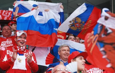 Сборная России сыграет с финнами в полуфинале ЧМ-2016