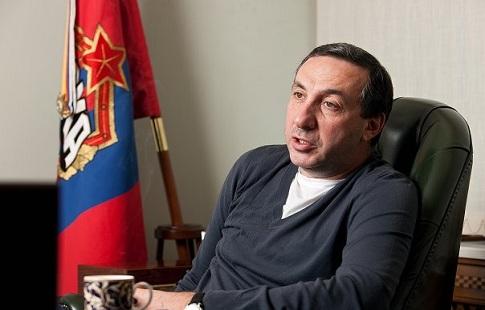 ЦСКА— шестикратный чемпион Российской Федерации пофутболу