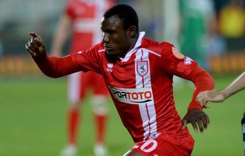 ЦСКА интересуется игроком молодёжной сборной Нигерии