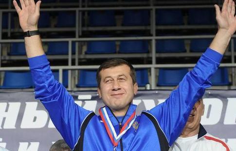 Вольник Виктор Лебедев отказался отучастия вОлимпиаде