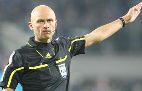 Русского судью неназначили наоставшиеся матчи Евро
