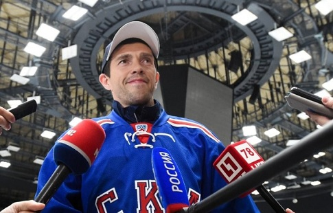 Павел Дацюк два года будет частью СКА