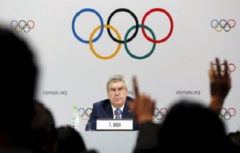 МОК отказался от состязаний в РФ