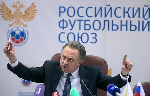 Тренер футбольной сборной будет назначен до28августа— Виталий Мутко