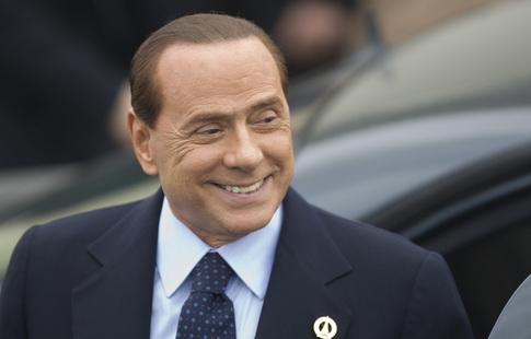 """Сильвио Берлускони: «Остаюсь самым преданным поклонником """"Милана""""»."""