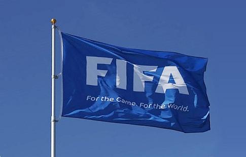 СборнаяРФ осталась 38-й врейтинге ФИФА
