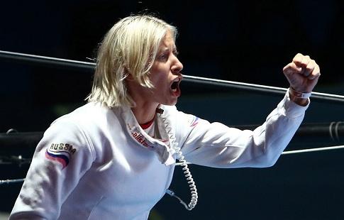Русские шпажистки завоевали бронзовые медали Олимпиады вРио