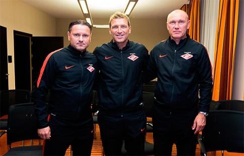 Новый тренер «Спартака»: Курбан Бердыев