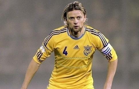 Тимощук объявил озавершении карьеры всборной Украины