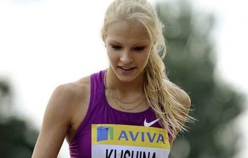 ARD В одной из допинг-проб Клишиной – ДНК двух человек