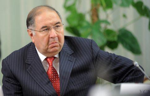 Алишер Усманов непродаёт свою долю акций в«Арсенале».