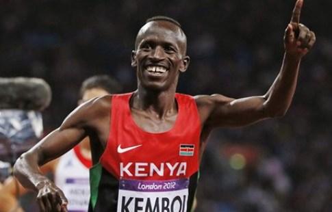 Кипруто выигрывает на3000 спрепятствиями солимпийским рекордом