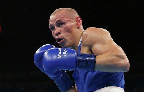 Русский боксер Никитин невыступит вполуфинале Олимпиады из-за травмы