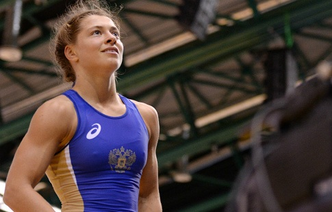 Россиянка Валерия Коблова выиграла «серебро» вженской вольной борьбе