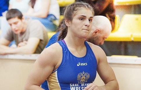 Валерия Коблова принесла РФ серебро ввольной борьбе