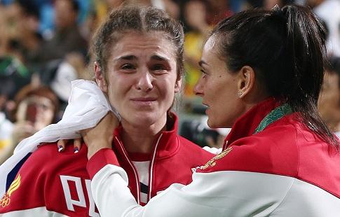 СборнаяРФ сохранила 4-ое место вмедальном зачете Олимпиады