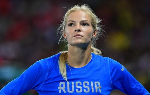 Дарья Клишина прошла вфинал Олимпиады впрыжках вдлину