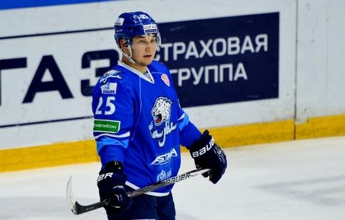 Защитник «Барыса» Дамир Рыспаев бессрочно дисквалифицирован