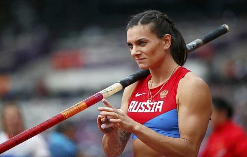 Чемпионка ОИ в прыжках с шестом Стефаниди была бы рада уступить Исинбаевой