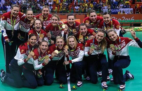 107 из208 спортсменов-россиян завоевали медали Игр— Александр Жуков