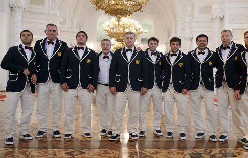 Русские олимпийцы встретятся сПутиным 25августа