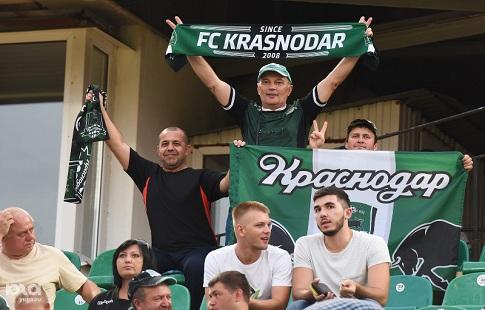 ТренерФК «Краснодар» проведет ротацию состава вигре с«Партизани»