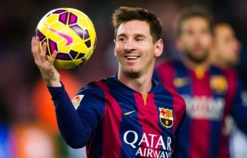 Месси стал создателем лучшего гола сезона поверсии УЕФА