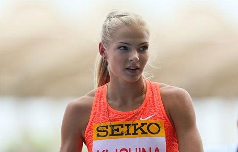 Дарья Клишина заняла 3-е место наэтапе «Бриллиантовой лиги»