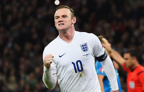 Руни: «Покину сборную Британии после чемпионата мира вРоссии»