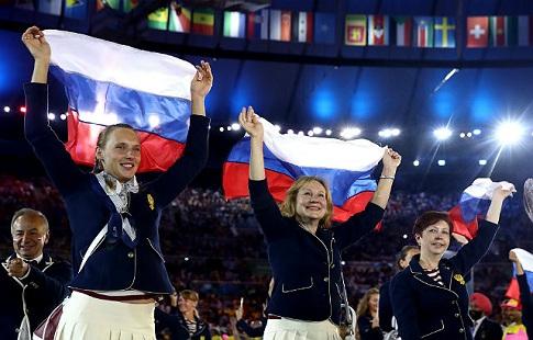 Неменее 90% россиян считают удачным выступление национальной команды наОлимпиаде вРио