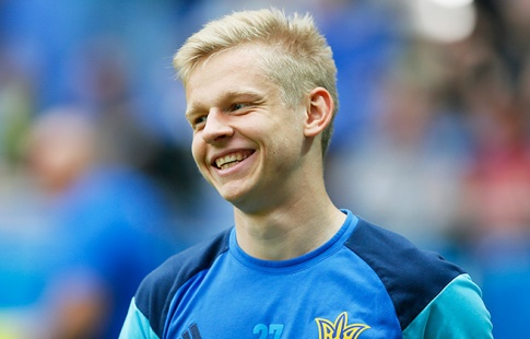 ПСВ объявил украинца наЛигу чемпионов