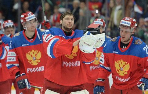 Российская Федерация наОИ-2018 сыграет вгруппе соСловакией, Словенией иСША