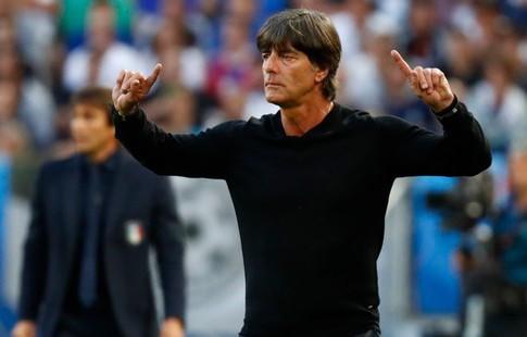 Лев стал вторым поколичеству матчей надолжности наставника сборной Германии