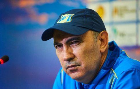 «Ростов» объявил Бердыева наЛигу чемпионов вкачестве ассистента основного тренера