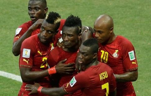 Гана получит 150 тысяч долларов за матч с Россией