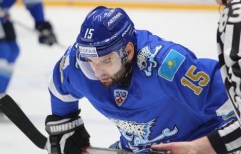 Хоккеисты сборной Казахстана победили Норвегию вотборочном турнире наОлимпиаду