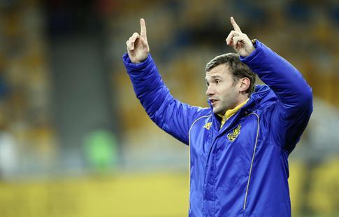 Главный тренер сборной Украины пофутболу Шевченко остался доволен игрой сисландцами