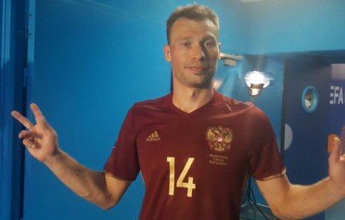 РФ одолела Гану в100 матче Березуцкого засборную