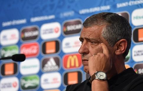 Фернанду Сантуш: «Пропустили два гола, которые нереально объяснить»