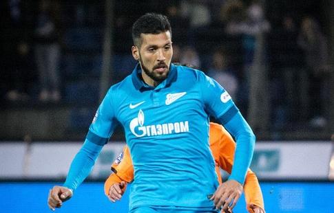 Иван Новосельцев вернулся изРостова-на-Дону ипровел первую тренировку в«Зените»