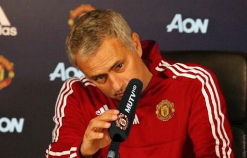 "Моуриньо: «У ""Манчестер Сити"" очень хороший состав иочень хороший тренер»"
